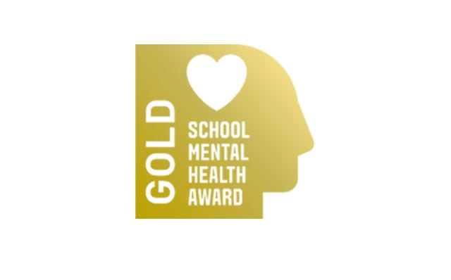Logo - Mental Health Gold